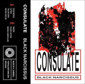 Consulate ‎– Black Narcissus